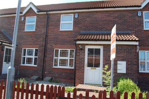 2 bedroom terraced house to rent - Riverbank Rise, Barton Upon Humber, North Lincolnshire, DN18