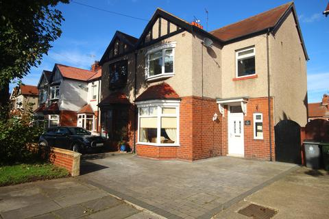 2 bedroom semi-detached house for sale - Earsdon Road, Monkseaton, NE25 9ST
