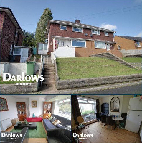 3 bedroom semi-detached house for sale - Caer Castell Place, Rumney, Cardiff