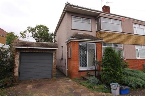 3 bedroom semi-detached house to rent - Stockwell Avenue, Mangotsfield, Bristol, BS16 9DR