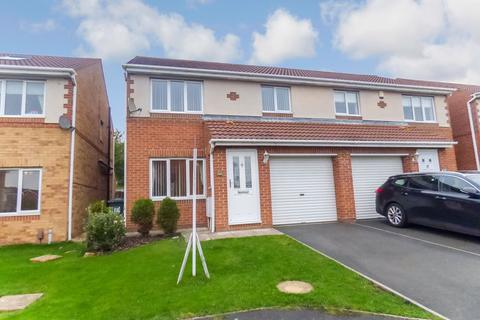 3 bedroom semi-detached house for sale - Holyfields, West Allotment, Newcastle upon Tyne, Tyne and Wear, NE27 0EY