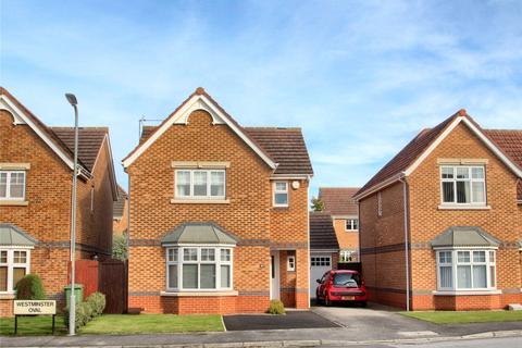 3 bedroom detached house for sale - Westminster Oval, Norton