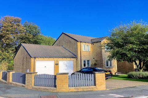 4 bedroom detached house for sale - Gosport Close, Outlane, Huddersfield  HD3