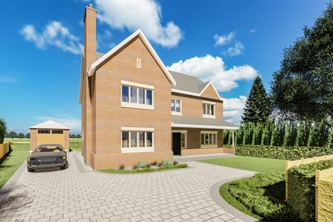 4 bedroom detached house for sale - Chester Road, Daresbury, WA4