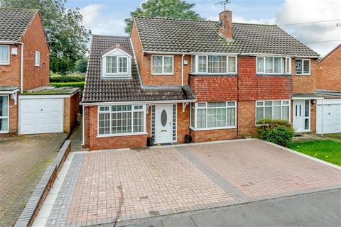4 bedroom semi-detached house for sale - Leyland Drive, Rugeley