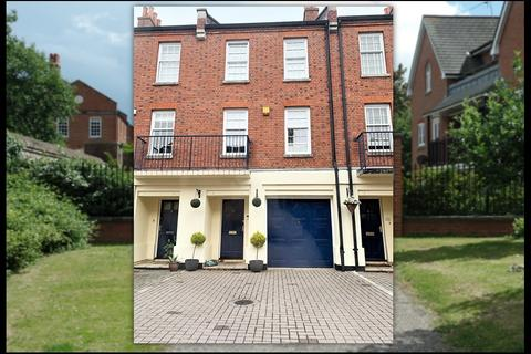 3 bedroom townhouse for sale - Drakes Court, Quayside Walk, Marchwood, Southampton SO40