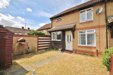 1 bedroom end of terrace house for sale - The Green, Hensworth Road, Ashford, Surrey, TW15