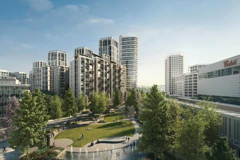 1 bedroom apartment for sale - White City Living, White City, LONDON W12 7RQ