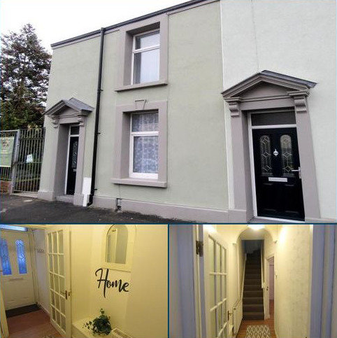 2 bedroom end of terrace house to rent - Rodney Street, Swansea, City And County of Swansea. SA1 3UE