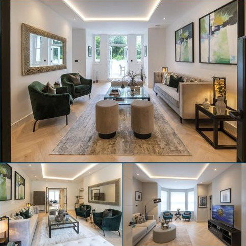 3 bedroom flat for sale - Hamilton Terrace, London, NW8