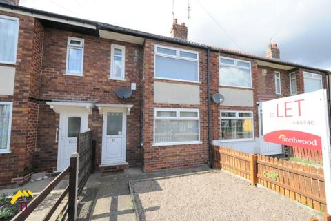2 bedroom terraced house to rent - Coronation Road South, , Hull, HU5 5QN