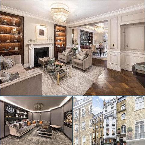 4 bedroom terraced house for sale - Half Moon Street, Mayfair, London, W1J