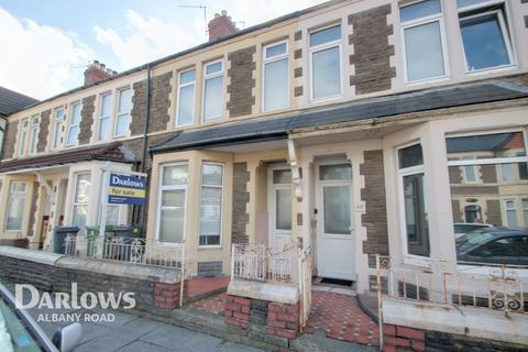 4 bedroom terraced house for sale - Lisvane Street, Cardiff