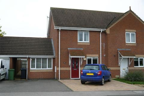 3 bedroom end of terrace house for sale - Lathkill Street, MARKET HARBOROUGH, Leicestershire