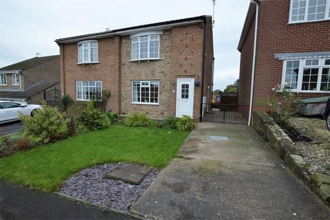 2 bedroom semi-detached house for sale - Cedar Croft, Kilburn, BELPER, Derbyshire
