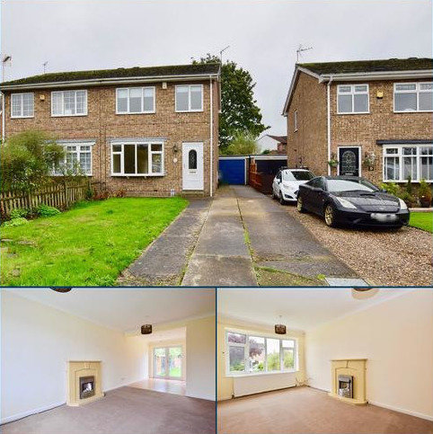 3 bedroom semi-detached house to rent - Northgate Vale, Market Weighton