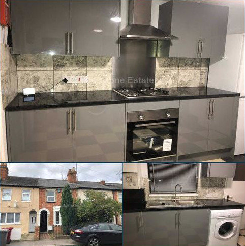 4 bedroom terraced house to rent - Blenhiem Road, Reading, RG1 5NQ