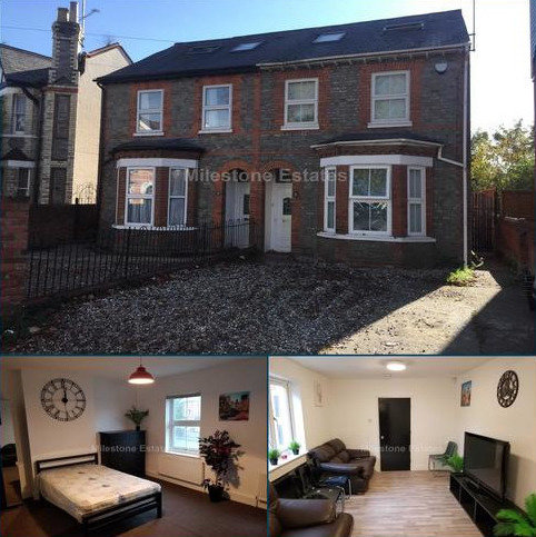 10 bedroom semi-detached house to rent - Erleigh Road, Reading, RG1 5NH
