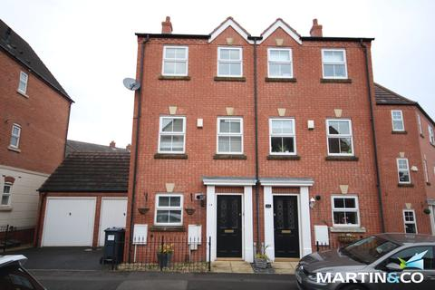 4 bedroom townhouse to rent - Earlswood Road, Kings Norton, B30