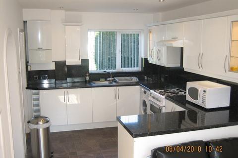 5 bedroom terraced house to rent - Bantock Way, Harborne, B17