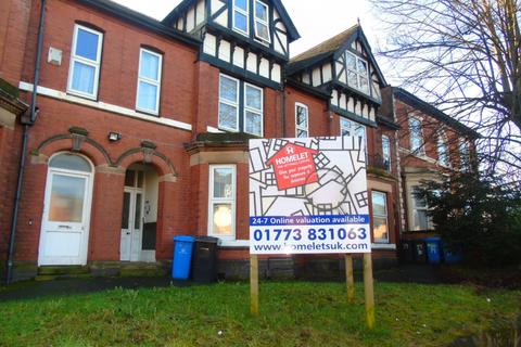 Studio to rent - UTTOXETER NEW ROAD, DERBY