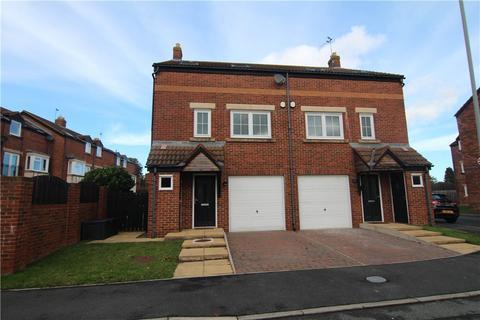 4 bedroom semi-detached house for sale - Bishops Close, Belmont, Durham, DH1