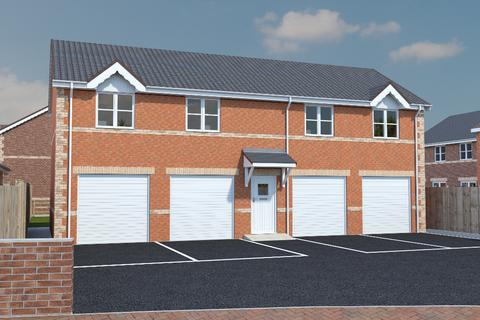 1 bedroom flat for sale - Plot 24 The Croft, North Wingfield, S42