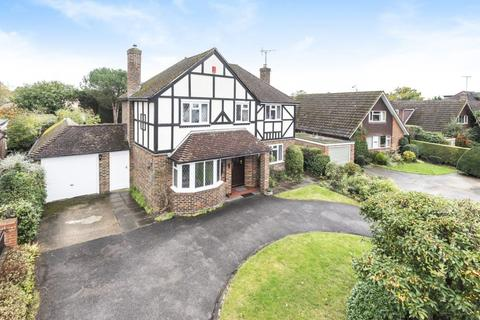 4 bedroom detached house for sale - Watchetts Drive, Camberley, GU15