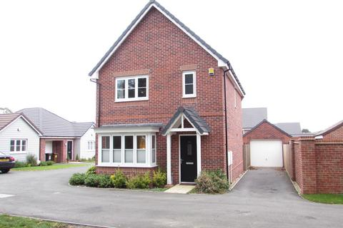 3 bedroom detached house for sale - Noble Way, Cheswick Green