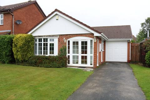 2 bedroom detached bungalow to rent - Clarewell Avenue, Solihull