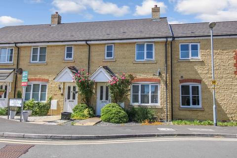 2 bedroom terraced house to rent - Cleveland Road, Moulden View, Swindon