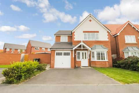 4 bedroom detached house to rent - Cae Thorley, Rhyl