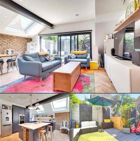 2 bedroom maisonette to rent - Ormiston Grove, London, W12