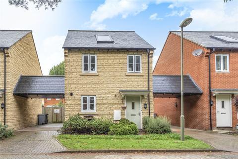 2 bedroom link detached house for sale - Hazeldene Close, Eynsham, Witney, OX29