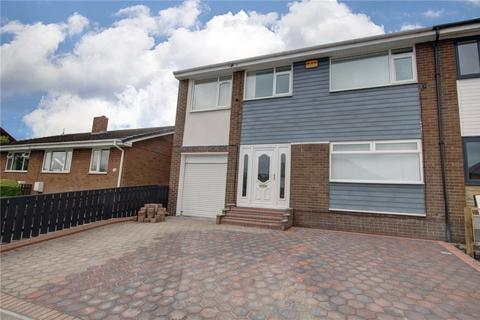 4 bedroom semi-detached house for sale - Alston Terrace, Consett, County Durham, DH8