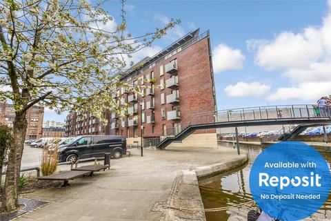 1 bedroom apartment to rent - Vantage Quay, 5 Brewer Street, Piccadilly Basin, Manchester, M1
