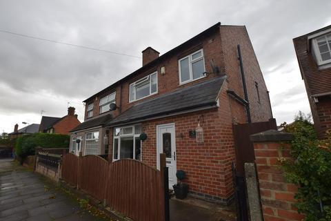 3 bedroom semi-detached house to rent - West Park Road, Derby DE22 1GG