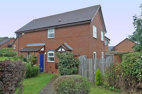 2 bedroom end of terrace house to rent - Mallory Drive, Warwick
