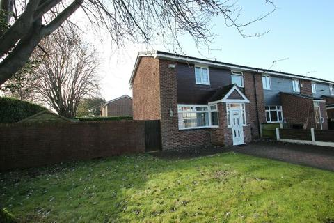 3 bedroom end of terrace house for sale - Goodwood Avenue, Sale