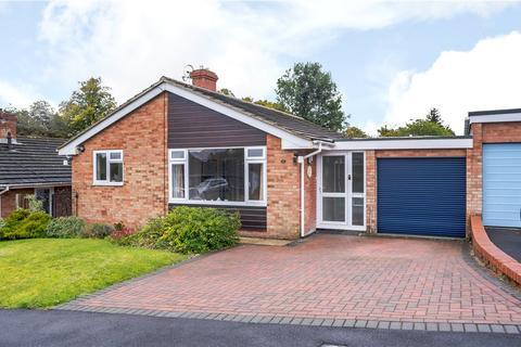 3 bedroom bungalow for sale - Vicarage Close, Marlborough, Wiltshire, SN8