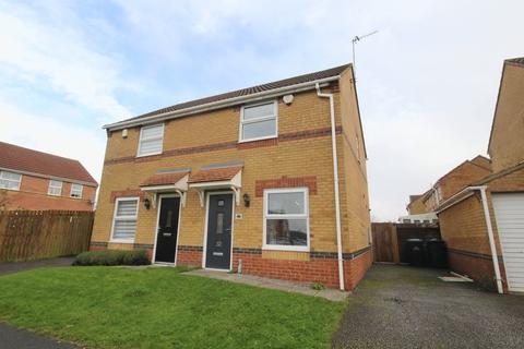 2 bedroom semi-detached house to rent - Ridings Way, Bradford