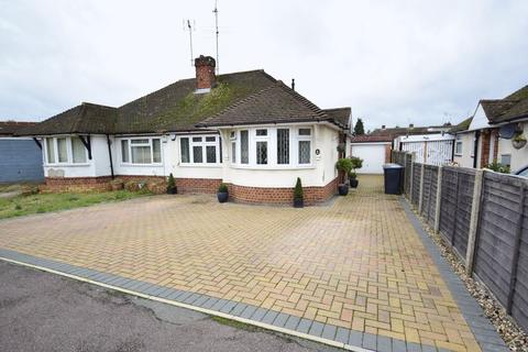 2 bedroom semi-detached bungalow for sale - Hathaway Close, Luton