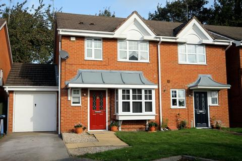 3 bedroom semi-detached house for sale - Applemead Close, Breadsall