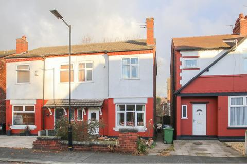3 bedroom semi-detached house to rent - Victoria Road, Urmston, Manchester, M41