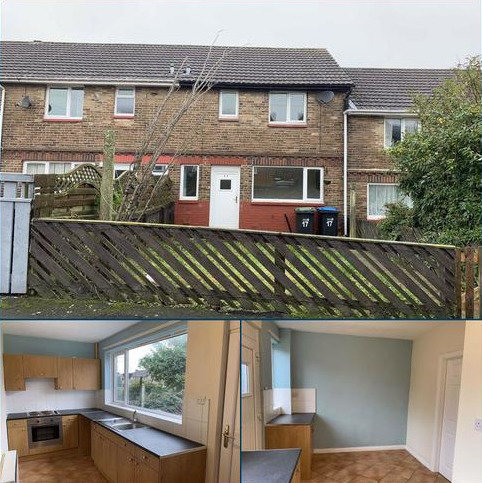 2 bedroom terraced house to rent - Saxon Terrace, Consett, Co Durham
