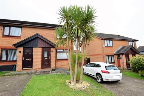 2 bedroom end of terrace house for sale - Hardy Close, Barry