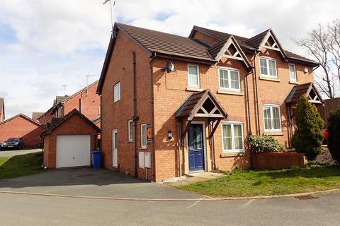 3 bedroom semi-detached house for sale - Top Farm Road, Rhosrobin, Wrexham