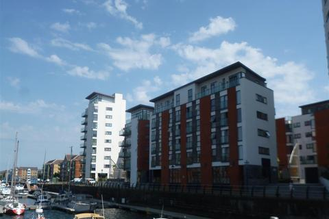 2 bedroom apartment to rent - Meridian Wharf, Maritime Quarter, Swansea