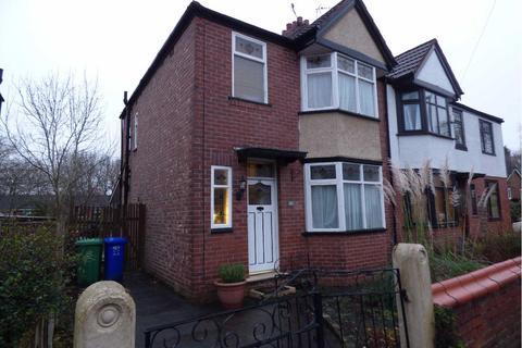 3 bedroom house to rent - Belwood Road, Chorlton