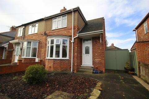 2 bedroom semi-detached house for sale - Coatham Crescent, Darlington